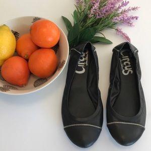 Sam Edelman Circus Size 8 1/2 Black Ballet Flat